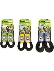 Kanulock Strap Snow/Surf/Tour - Sicherheits-Gurtbänder (Set)