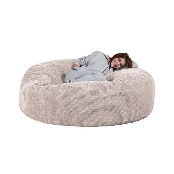 Lounge Pug Mega Mammoth Sofa Sitzsack Xxl Schlafsofa Pom Pom