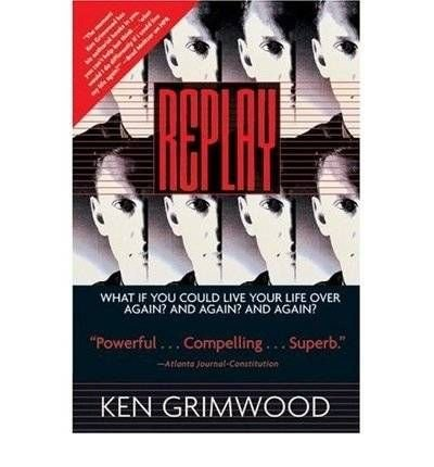 Replay (Library) - IPS Grimwood, Ken ( Author ) Nov-01-2008 Compact Disc