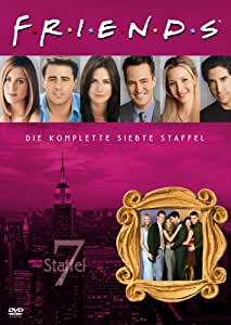 Friends - Die komplette siebte Staffel (4 DVDs)