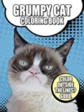 Grumpy Cat Coloring Book (Dover Coloring Books...