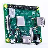 RASPBERRY PI Base Plate 3 Model A+, Cortex to 1.4 GHZ, WiFi 5 GHz (11811853)