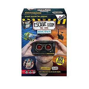 Diset- Escape Room Virtual Reality, Juego de Mesa (62309)