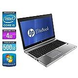 HP EliteBook 8560P - PC portable - 15,6'' - Gris (Intel Core i5 2520M / 2.50 GHz, 4...