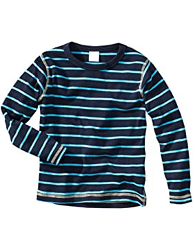 wellyou Ringel Langarm-Shirt bla