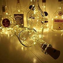 Bonaura Led Korken Fur Weinflaschen Dekorieren Sie Ihre Leeren