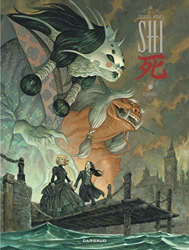 SHI - tome 3 - Revenge !