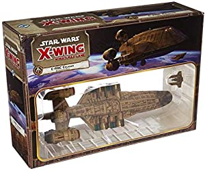 Fantasy Flight Games Star Wars X-Wing Juego de miniaturas: C-ROC Cruiser Pack de expansión