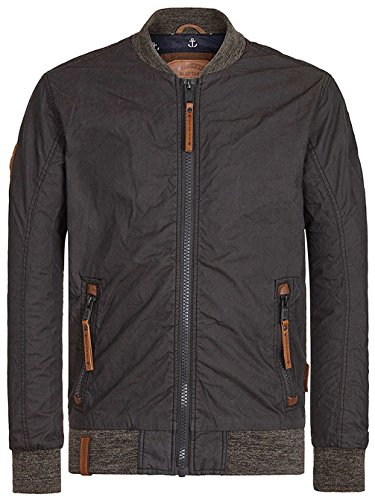 Naketano Male Jacket Der Bumser Black