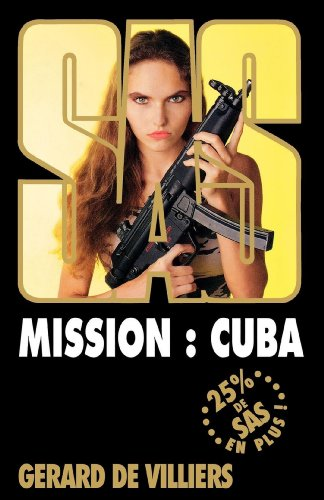 SAS 159 Mission : Cuba (French Edition)