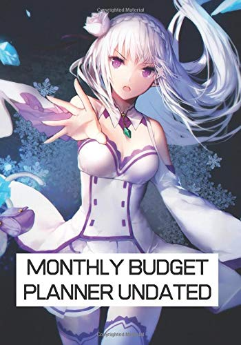 Monthly Budget Planner: undated - 7x10 Inch - 145 Pages - Monthly and Weekly Budget Planner - Monthly Bill Organizer | To Help You Organize Expenses | ... Budgeting Financial Planning Journal Notebook