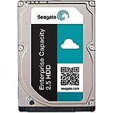 SEAGATE Enterprise Capacity 2.5 1TB HDD 512Emulation 7200rpm 128MB cache 6,4cm 2,5Zoll SAS 12Gb/s 24x7 Dauerbetrieb BLK