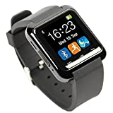 Best Romantic Time Watch Phones - EasySMX Bluetooth 3.0 Multi-Language Smart Wrist Watch Smartwatch Review