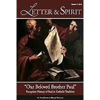 Letter & Spirit, Vol. 11:
