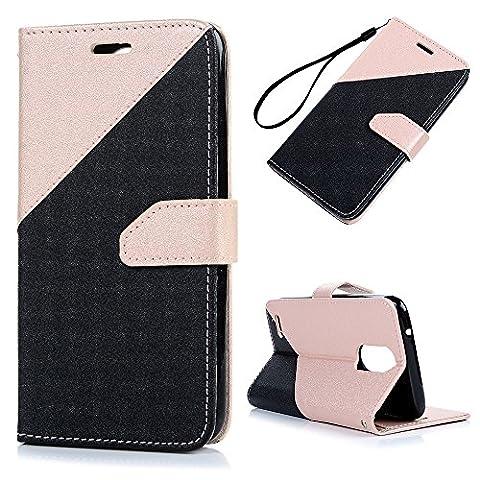 K10 Leather Case KASOS LG K10 2017 Case Blending Leather