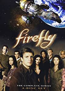 Firefly: Complete Series [DVD] [2003] [Region 1] [US Import] [NTSC]