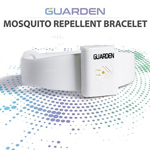 Ultraschall Anti Moskito Armband Mückenschutz – Mücken Schutz Band für Kinder und Erwachsene