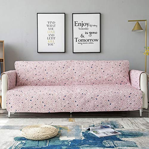 WDSFT Sofa-Abdeckung, wasserdichter Druck Couch-Möbel-Schutz Waschbar Slipcover for Hunde Pet/Maschine waschbar (Color : 9, Size : 137 * 194cm)