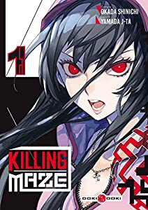 Killing Maze Edition simple Tome 1