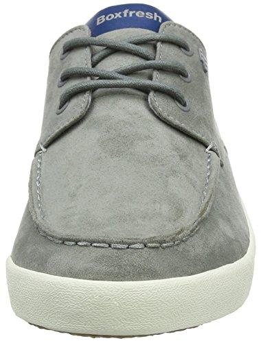 Boxfresh Astev, Baskets Homme Grau (Modern Dark Grey)