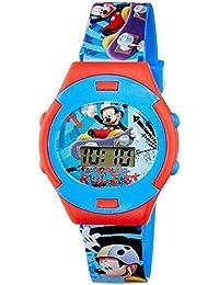 Disney Digital Multi-Colour Dial Boy's Watch - DW100474