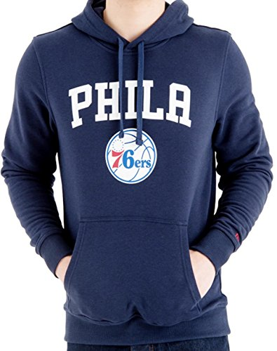 Usc-basketball-shirt (New Era Herren Oberteile / Hoody Team Logo Philadelphia 76ers blau XL)