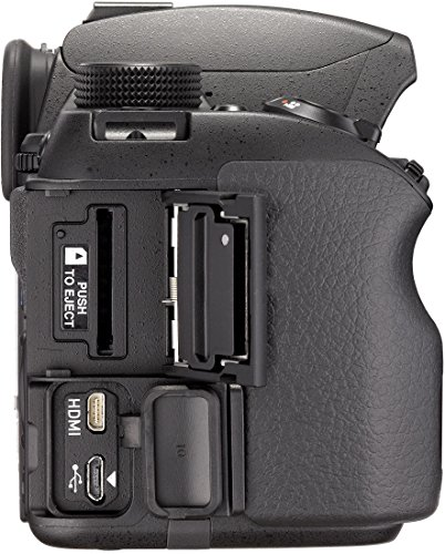 Pentax K-70 Digital SLR Camera Body (Black)