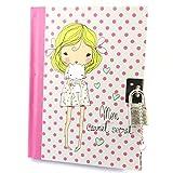 Les Trésors De Lily [N2704] - Journal Intime 'Lolita' rose (mon carnet secret)