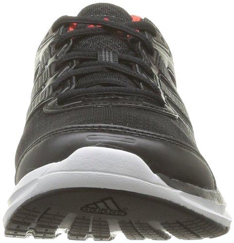adidas Performance Duramo 6 D66274 Herren Laufschuhe Schwarz (BLACK 1 / CARBON MET. S14 / RUNNING WHITE FTW)