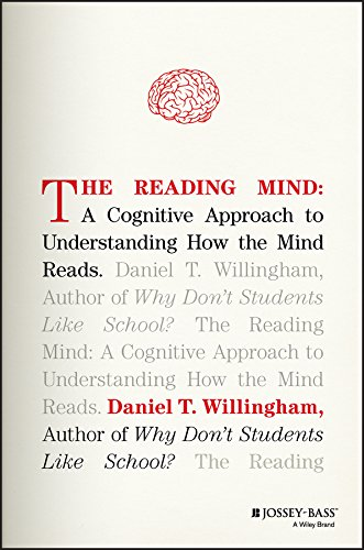 Descarga gratuita The Reading Mind: A Cognitive Approach to Understanding How the Mind Reads PDF