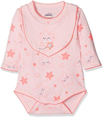 Dodo Homewear LFD.Stars.BOD2, Body para Bebés, Rosa (Rose Pale Rose Pale), 1...
