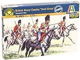 Italeri 510006001 - 1:72 Britische Schwere Kavallerie Napoleonische Kriege