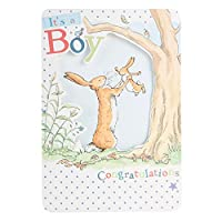 Gemma International Birth of Boy Card