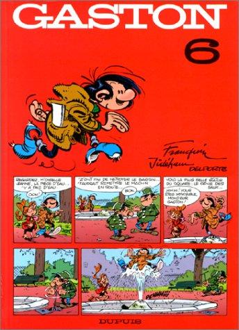 Gaston, tome 6