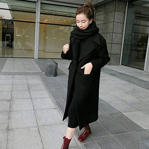 Tree-on-Life Koreanische Version des Knie unten Wollmantel Winter Frauen Mantel Dicker Baumwolle Frauen Langen mittleren Abschnitt Knee Length Down Coat