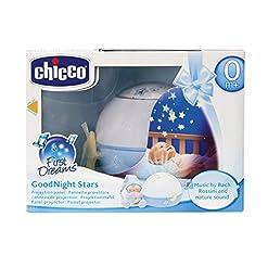 Proyector Chicco First Dreams facilita el sueño de tu bebé.
