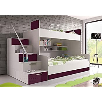 jugendbett mit stauraum simple jugendbett mit stauraum. Black Bedroom Furniture Sets. Home Design Ideas