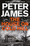 Front cover for the book The House on Cold Hill by Peter James
