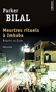 Meurtres rituels à Imbaba par Jamal Mahjoub