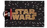 empireposter Star Wars Logo–Felpudo, tamaño: 60x 40cm, Material Fibra de Coco