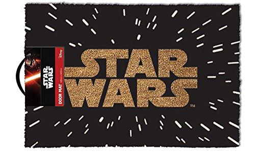 empireposter Star Wars Logo–Felpudo, tamaño: 60x 40cm, Mate