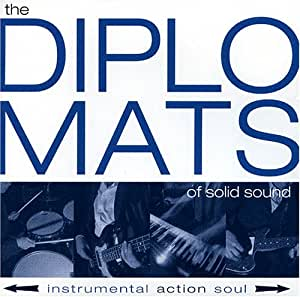 instrumental action soul diplomats of solid soul musique. Black Bedroom Furniture Sets. Home Design Ideas