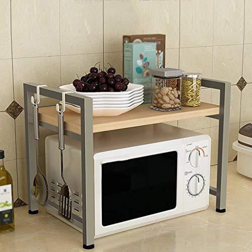 WXP Kitchen Furniture   Mikrowellenherd Gestell Küche Versorgungsmaterialien Edelstahl Ausgangs Multifunktionslagerungsgestell   Küchenschränke Und ...