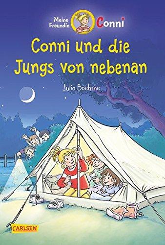 Preisvergleich Produktbild Conni-Erzählbände 9: Conni und die Jungs von nebenan (farbig illustriert)