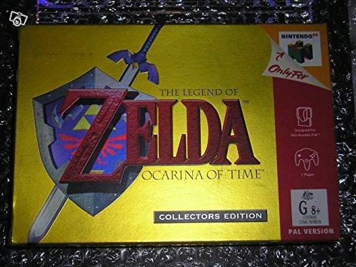 3560070800322 - Zelda Ocarina of Time