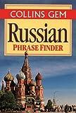 Russian Phrase Finder (Collins Gem)