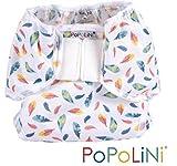 Popolini Überhose PopoWrap PowWow für Stoffwindeln Größe M 5-10 kg