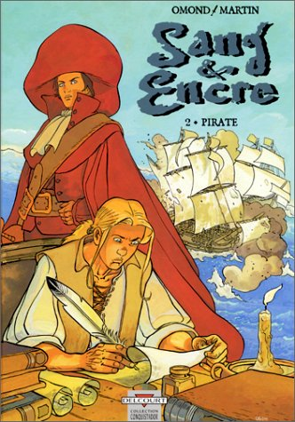 Pirate, tome 2 : Sang et encre