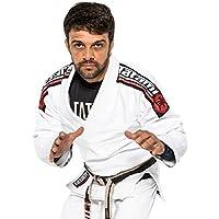 Tatami BJJ Gi Nova MK4 - Weiß Tatami Kollektion - Herren Männer BJJ Gi Kimono Jiu Jitsu Anzug für Erwachsene inkl. weissem Gürtel von der #1 BJJ Marke Tatami