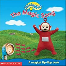 The Magic Song (Teletubbies) by Scholastic Books (2001-11-05)